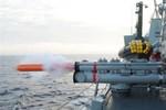 Hàn Quốc thử nghiệm thành công ngư lôi 'Cá mập đỏ'