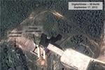 """Thêm bằng chứng Triều Tiên sắp """"phóng tên lửa"""""""