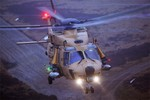 Bỉ nhận trực thăng đa nhiệm NH90 đầu tiên