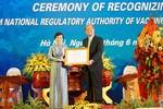 Lần đầu tiên Việt Nam đạt chuẩn Quốc tế về quản lý vắc xin