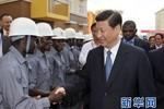 Mỹ sẽ giành giật bằng được ảnh hưởng tại châu Phi từ tay Trung Quốc