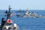 """""""Sức mạnh quân sự Nhật Bản rất lớn, sẵn sàng ứng phó với kẻ địch"""""""
