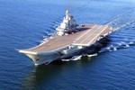 TQ đang đóng tàu sân bay để áp đặt chủ trương ở Biển Đông, Hoa Đông