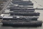 4 điều kiện lớn của một quân cảng tàu sân bay