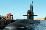 Hải quân Nga sắp biên chế 3 tàu ngầm hạt nhân, 1 tàu thông thường