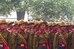 Ấn Độ tập kết 2 sư đoàn miền núi ở biên giới đối phó Trung Quốc