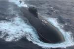 Ấn Độ chỉ cần 1 tàu ngầm Chakra-2 cũng khiến Hải quân TQ lo sợ