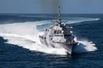 Mỹ triển khai tàu tuần duyên mới ở biển Đông khiến Trung Quốc lo lắng
