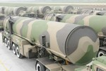 Báo Nhật: Trung Quốc vẫn chưa thay đổi lập trường vũ khí hạt nhân