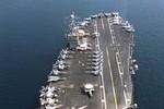 Trung Quốc cho 2 tàu ngầm lần mò theo dõi tàu sân bay Mỹ?