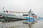 Trung Quốc biên chế tàu hộ vệ mới Type 056 cho Hạm đội Bắc Hải