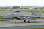 Nhật Bản yêu cầu quân Mỹ tránh để sự cố rơi máy bay F-15 tái diễn