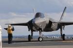 Mỹ tính đến năm 2015 sẽ đẩy nhanh sản xuất máy bay chiến đấu F-35