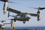 Mỹ thực sự muốn triển khai thêm 12 máy bay vận tải Osprey ở Okinawa