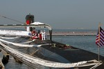Người bán linh kiện TQ kém dùng cho tàu ngầm Mỹ sẽ bị phạt 75 năm tù
