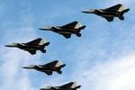 Thông tin về vụ máy bay Nhật Bản cất cánh đuổi máy bay của TQ