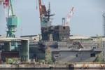 Trung Quốc - Nhật Bản bắt đầu cuộc chạy đua tàu sân bay