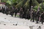 Malaysia tăng cường biên phòng ứng phó quân phiến loạn Philippines?