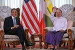 """Báo Nhân Dân TQ: """"Obama thăm ĐNA củng cố quan hệ đối phó Trung Quốc"""""""