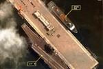 Trung Quốc đã xây căn cứ tàu sân bay ở đảo Hải Nam, hướng Biển Đông?