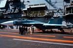 """Lý Kiệt: """"J-15 Trung Quốc hơn hẳn máy bay Su-33 của Nga"""""""