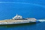 Báo Nga: TQ phải chi 16 tỷ USD cho cụm chiến đấu tàu sân bay đầu tiên