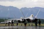 """Mỹ có thể """"đóng gói"""" 4 chiếc F-22 để triển khai nhanh ở châu Á-TBD"""
