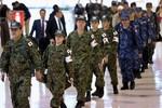 Lực lượng Phòng vệ Nhật được thực hiện nhiệm vụ trên bộ ở nước ngoài