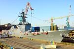 Hàn Quốc định chế tạo mới 3 tàu khu trục Aegis lớp 7.600 tấn