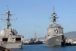 Nhật Bản tăng cường sức mạnh cho tàu khu trục Aegis