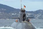 Singapore mua 2 tàu ngầm Đức đối phó tàu sân bay của Trung Quốc