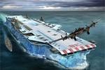 Nhật sẽ xây dựng căn cứ quân sự đảo nổi, thay đổi chiến lược hải quân?