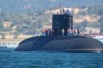 """Tân Hoa xã dẫn báo Mỹ: """"Việt Nam dùng tàu ngầm Kilo để phòng thủ TQ"""""""