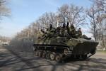 """""""Đại chiến Nga-Ukraine có thể nổ ra bất cứ lúc nào"""""""