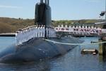 Hải quân Mỹ đặt mua 10 tàu ngầm hạt nhân lớp Virginia