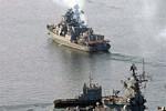 Trung Quốc - Nga chuyển địa điểm tập trận chung tới Biển Đông