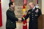 Chi tiết những ngôn từ xuyên tạc của tướng TQ trên đất Mỹ
