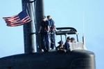 Tàu ngầm hạt nhân Chicago của Mỹ đang mai phục ở Biển Đông?