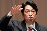 Bộ trưởng QP Nhật chuẩn bị đi Mỹ bàn chuyện tự vệ tập thể