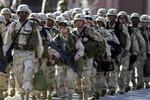 Phương Tây hiện diện quân sự ở châu Phi gây khó khăn cho Trung Quốc