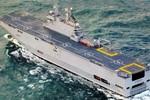 Vì sao Nhật Bản lo ngại Pháp xuất khẩu tàu tấn công đổ bộ cho Nga?