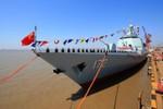 Hải quân TQ: số lượng tàu chiến đứng đầu, dồn gần hết cho Biển Đông