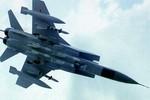 Nga sẽ khôi phục sản xuất MiG-31 để đánh chặn tên lửa hành trình