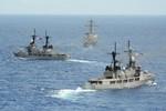 Philippines cấp 57 triệu USD vũ trang tàu hộ vệ mới tuần tra Biển Đông