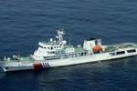 Tàu Hải tuần-21 TQ đến đảo Phú Lâm Việt Nam tuần tra phi pháp