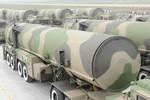 TQ đứng thứ 3 thế giới về số lượng vũ khí hạt nhân chiến lược?