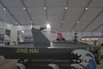 Trung Quốc trưng tàu không người lái hoạt động ở Biển Đông