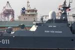 2 tàu Hải quân Việt Nam đến Philippines và phản ứng từ TQ