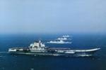 """TQ bị """"tái cân bằng"""" kích thích, tàu sân bay tập trung cho Biển Đông"""