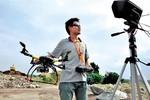 """Quân đội Mỹ muốn phát triển UAV """"Côn trùng"""" bay trong không gian hẹp"""